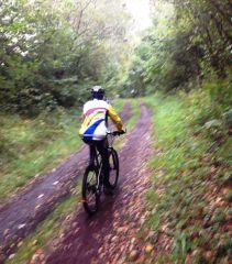 vélo,vtt,randonnée,parc des volcans,gamelles trophy,chutes,endurance