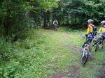 vélo,vtt,dériv'chaînes,estives en cézallier,randonnée