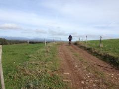vélo,vtt,randonnée,ronde de la châtaigneraie,stumpjumper,automne