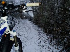 vlo,vtt,paysages,randonne,hiver