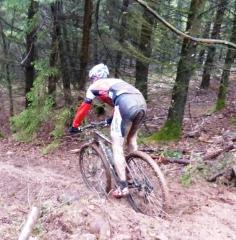 vélo,vtt,championnats du cantal vtt,boue