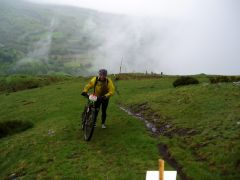 vélo,vtt,oxygen challenge,boue,rally,pastourelle