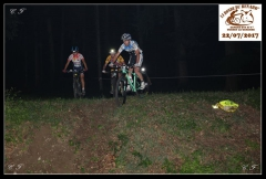 vélo,vtt,compétition,ronde du renard,nocturne,livradois