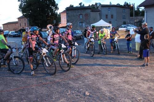 vélo,vtt,nocturne,livradois,ronde du renard,compétition