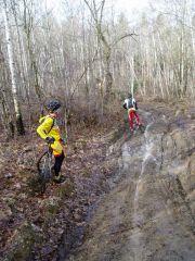 vélo,vtt,boue,sorties acva