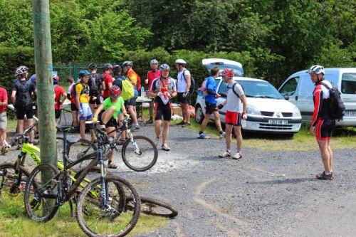 vélo,vtt,randonnée,dériv'chaînes,acva,jussacoise,roues