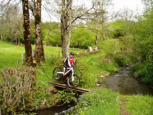 vélo,vtt,pastourelle,passerelles,dériv'chaînes,entraînement,randonnée,jardinage